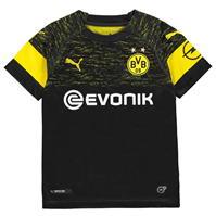 Tricou Deplasare Puma Borussia Dortmund 2018 2019 pentru copii