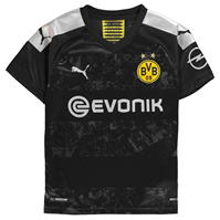 Tricou Deplasare Puma Borussia Dortmund 2019 2020 pentru copii