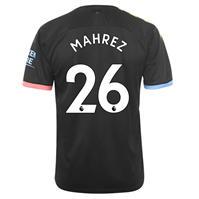 Tricou Deplasare Puma Manchester City Riyad Mahrez 2019 2020