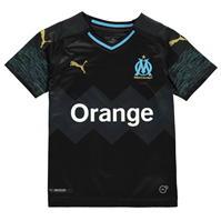 Tricou Deplasare Puma Marseille 2018 2019 pentru copii