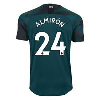 Tricou Deplasare Puma Newcastle United Miguel Almiron 2019 2020