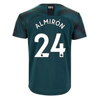 Tricou Deplasare Puma Newcastle United Miguel Almiron 2019 2020 pentru copii