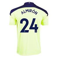 Tricou Deplasare Puma Newcastle United Miguel Almiron 2020 2021 pentru copii