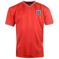 Tricou Deplasare Score Draw Anglia 1986 pentru Barbati