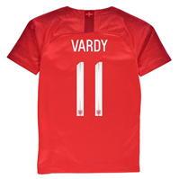 Tricou Deplasare Nike England Jamie Vardy 2018 pentru copii
