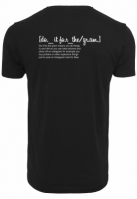 Tricou Do It For The Gram Definition negru Mister Tee