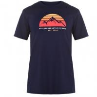 Tricou Eastern Mountain Sports Sunset