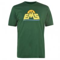 Tricou cu imprimeu Eastern Mountain Sports