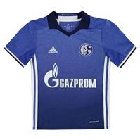 Tricou echipa adidas Schalke 04 2016 2017 pentru baietei