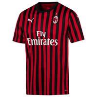 Tricou echipa Puma AC Milan 2019 2020 pentru Barbati