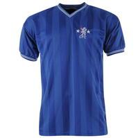 Tricou echipa Score Draw Chelsea fotbal Club 1986 pentru Barbati