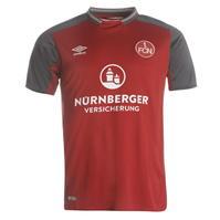 Tricou echipa Umbro FC Nurnberg 2017 2018 pentru Barbati