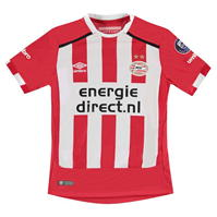 Tricou echipa Umbro PSV Eindhoven 2016 2017 pentru baietei