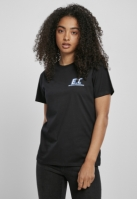 Tricou E.T. Logo And Space pentru Femei negru Merchcode