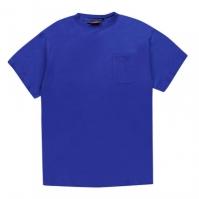 Tricou Pierre Cardin Extra Large Single cu buzunar pentru Barbati