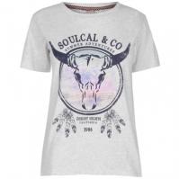 Tricou SoulCal Fashion Luxe pentru Femei