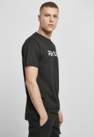 Tricou Feature negru Mister Tee