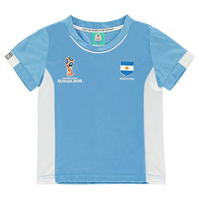 Tricou FIFA Cupa Mondiala 2018 Rusia Argentina Poly pentru Bebelusi