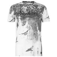 Tricou Firetrap Blackseal Birds