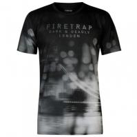 Tricou Firetrap Blackseal Sub
