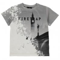 Tricou Firetrap Sub pentru baietei