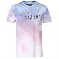 Tricou Firetrap Suburb pentru Barbati