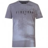 Tricou Firetrap Sublimation TC pentru Barbati