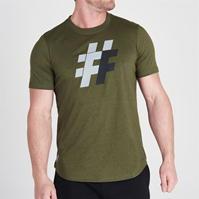 Tricou cu imprimeu Five Street Large pentru Barbati