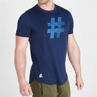 Tricou Five Street cu imprimeu mare pentru Barbati
