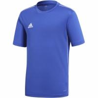 Tricou For Adidas Core 18 JSY albastru CV3495 baiat copii teamwear adidas teamwear