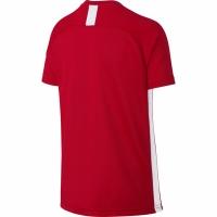 Tricou For Nike B Dry Academy SS, rosu AO0739 657 pentru Copii