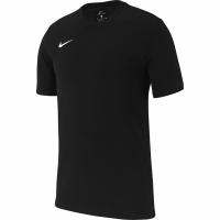 Tricou For Nike Tee TM Club 19 SS negru AJ1548 010 baiat pentru copii