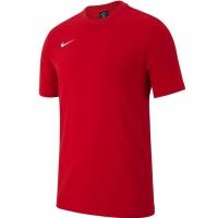 Tricou For Nike Tee TM Club 19 SS rosu AJ1548 657 baiat pentru copii