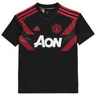 Tricou fotbal adidas Manchester United 2018 2019 pentru copii