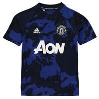 Tricou fotbal adidas Manchester United 2019 2020 pentru copii