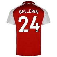 Tricou fotbal Puma Arsenal Home Bellerin 2017 2018