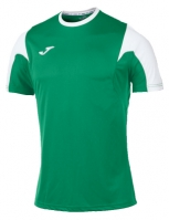 Tricou fotbal Estadio Joma verde-alb cu maneca scurta