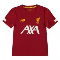 Tricou fotbal New Balance Liverpool 2019 2020 pentru copii