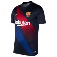 Tricou fotbal Nike Barcelona 2019 2020