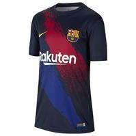 Tricou fotbal Nike Barcelona 2019 2020 pentru copii