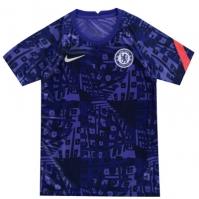 Tricou fotbal Nike Chelsea European 2020 2021 pentru copii