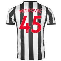Tricou fotbal Puma Newcastle United Mitrovic 2017 2018