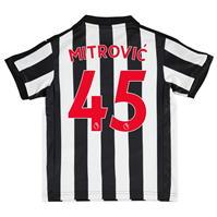Tricou fotbal Puma Newcastle United Mitrovic 2017 2018 pentru copii