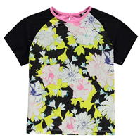 Tricou French Connection Floral Block