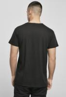 Tricou Friday The 13th Logo negru Merchcode