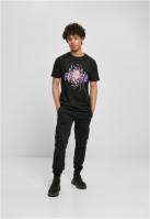 Tricou Future Flower negru Mister Tee