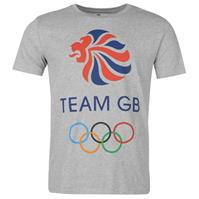 Tricou Team GB Logo