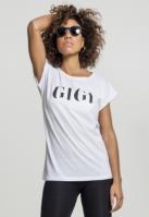 Tricou GIGI pentru Femei alb Mister Tee