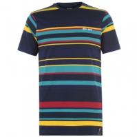 Tricou Gio Goi cu dungi pentru Barbati