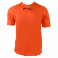 Tricou Givova One portocaliu MAC01-0001 barbati